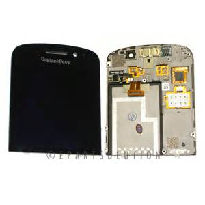 Sparepart Bb Q10 blackberry q10 lcd display touch screen digitizer assembly
