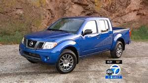 Small Nissan Truck Nissan Frontier Benefitting From Small Truck Void