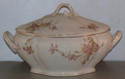 carlsbad austria ceramics antique porcelain carlsbad austria soup tureen dish lid