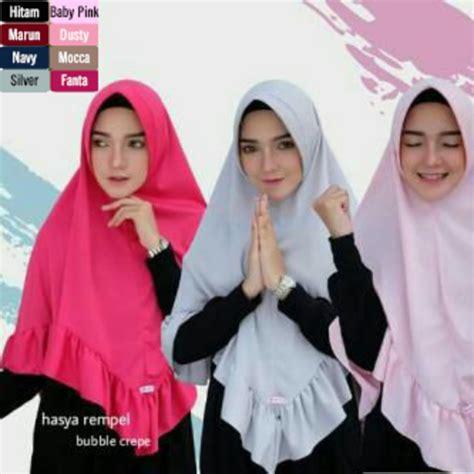 jilbab hasya rempel kerenwow