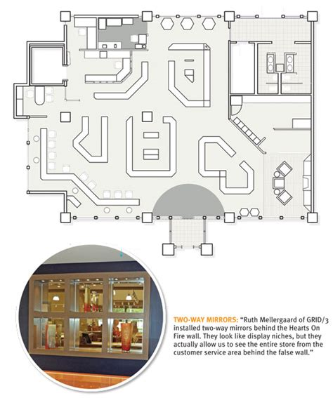 Jewelry Shop Floor Plan | floor plan sather s leading jewelers