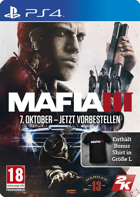 2k Pc Dvd Rom Mafia Iii mafia type for ps4 gamesworld