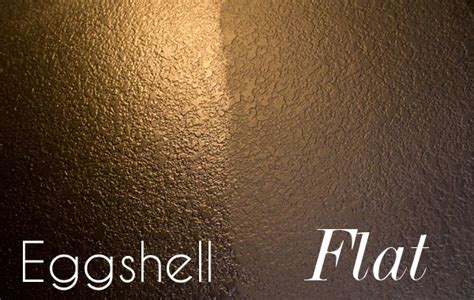 interior wall paint finish satin eggshell or matte flat rachael edwards