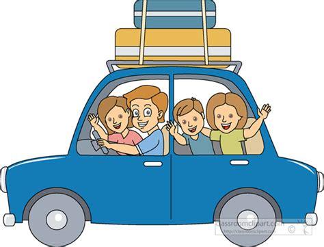 family car clipart travel family summer vacation 01 classroom clipart