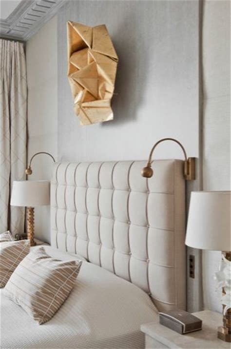reading lights for headboards jean louis deniot interior pinterest lighting wall
