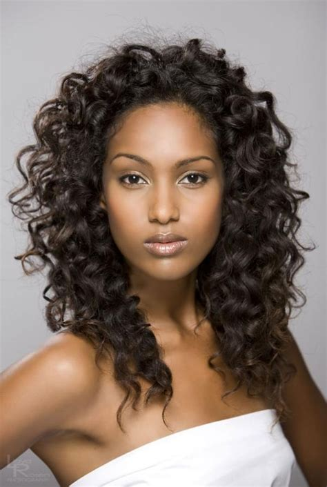 hairstyles dark long hairstyles for black women