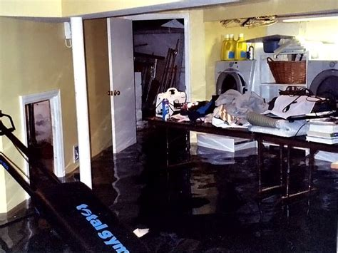why do basements flood basements flooding from plumbing failures in southeast
