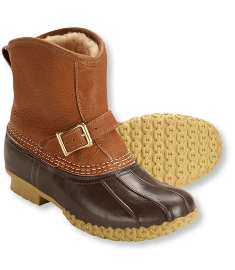 bean boots for s tumbled leather l l bean boots from l l bean inc
