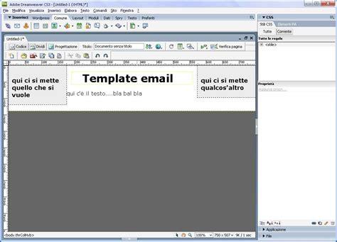 thunderbird template mettere template in html in thunderbird