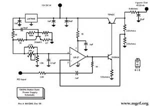 power supply power supply schematic