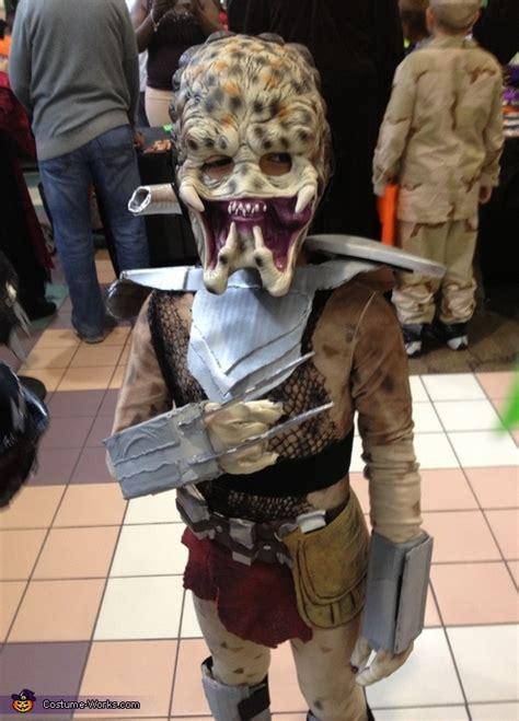 alien  predator costumes  boys photo