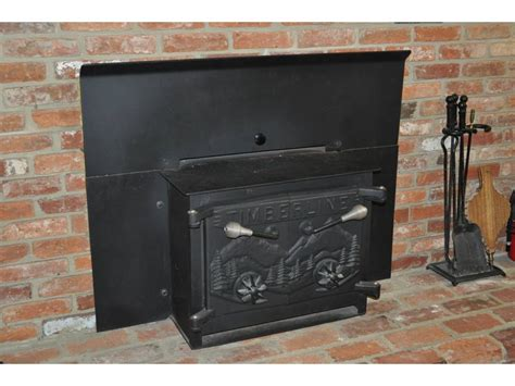 How To Install A Fireplace Insert by Need Advice On Old Timberline Slammer Hearth Com Forums Home