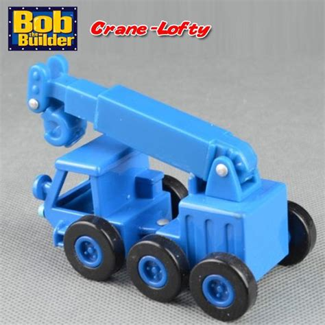 Diecast Truck Metal Builder best brand new bob the builder crane lofty diecast metal