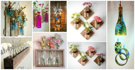 diy glass bottle crafts 15 stunning diy recycled glass bottle projects