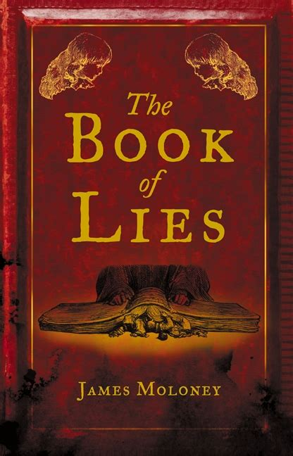 Book Of Lies by The Book Of Lies By Maloney Msc S Licorice Allsorts