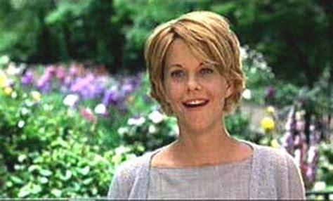 meg ryan hairstyle in youve got mail hair ladygypsy net a blog by kim russell