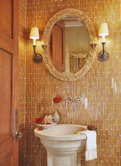 tuscan bathroom love the stone sink old world mediterranean italian spanish tuscan homes mediterranean style on pinterest tuscan style formal