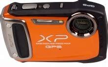 Kamera Fujifilm Finepix Xp150 fujifilm finepix xp150 gps digital orange uk wc1