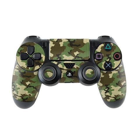 Stiker Camo Sticker Camouflage 212 sony ps4 controller skin woodland camo by camo decalgirl