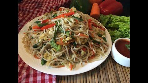 vegetarian recipes with egg noodles ভ জ ট বল এগ ন ড লস র স প vegetable egg noodles recipe