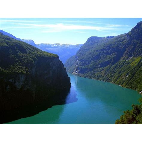 fjord definition geography an a to z glossary of landform vocabulary words with