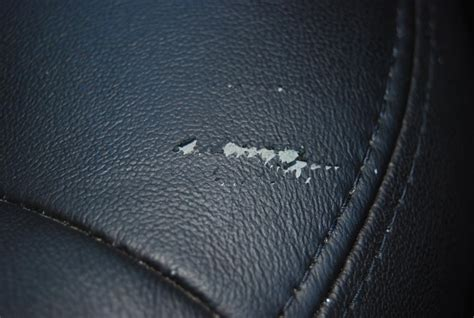 Flaking Leather by 2008 Ford Escape Leather Peeling Seat 1 Complaints