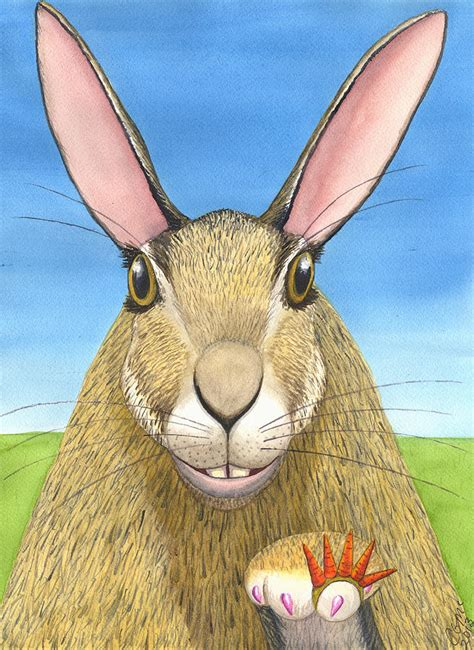 Premium Hello Bling Ring For Samsung Galaxy Limited bunny bling painting by catherine g mcelroy