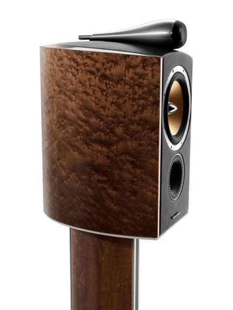 Shelf Speakers Reviews by Bowers Wilkins 805 Maserati Edition Preview Audioholics