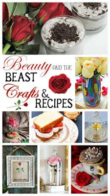 beauty and the beast inspired recipes crafts with for the love of food quot beauty and the beast quot the grey