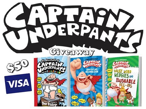 Captain Underpants Giveaway - captain underpants books movie now in theaters giveaway captainunderpants