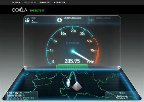 test fibra fastweb adsl veloce e fibra ottica in italia nuove regole in