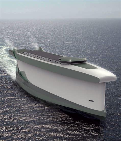 dessin bateau du futur vindskip un navire 233 cologique 12 concepts pour le