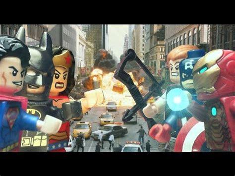 Dc Marvel Civil War Banner Heroes Lined Up Fanmade By Mrvideo Vidman On Deviantart Image Gallery Marvel Vsd