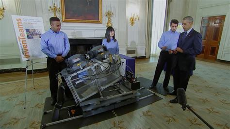white house science fair inside president obama s last white house science fair video business news