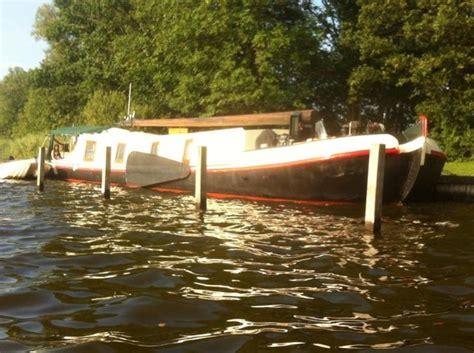woonschepen te koop friesland varend gecertificeerd cvo woonschip met ligplaats