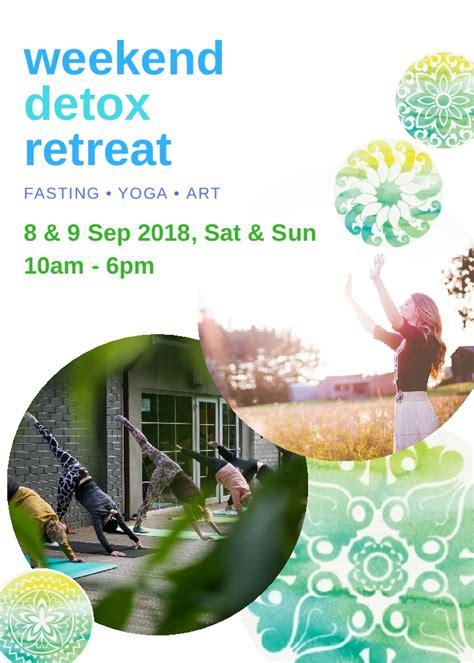 Detox Weekend Retreat Nz by Weekend Detox Retreat Sep18 1 Om Shiva