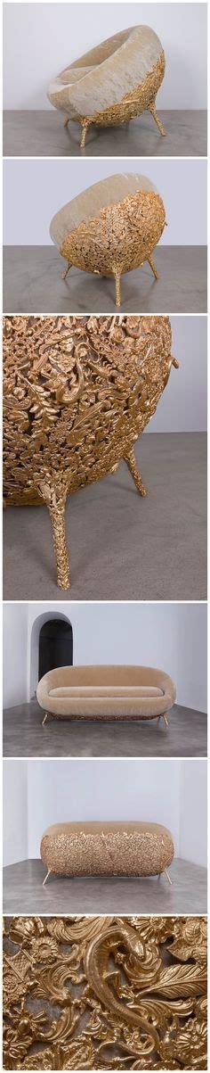 Guci Hias Gold Medium rococo furniture settee chair antique italian throne 3 available bergere sofa gold leaf
