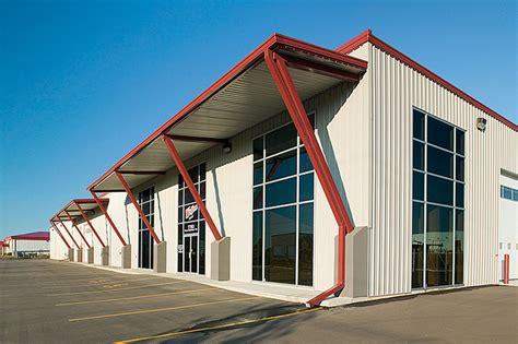 Kodiak Sheds by Prefabricated Steel Building Dealers Warehouse Ontario