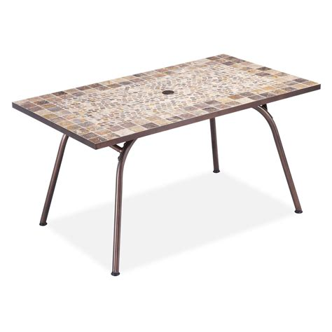 Rectangle Patio Table Narrow Rectangular Dining Table Which Boosting Up Your Home Mood Homeideasblog