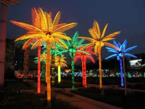 light up palm trees for outdoors ideaslighting com