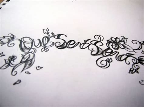 que sera sera tattoo designs que sera sera search ideas