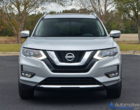 2017 nissan rogue sv awd review test drive