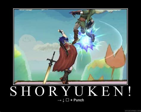 Hadouken Meme - image 210137 shoryuken hadouken know your meme