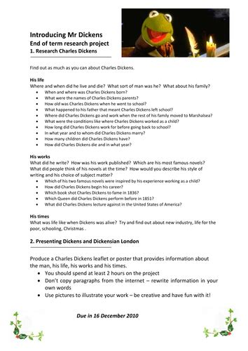 charles dickens biography quiz charles dickens quiz by oops vip teaching resources tes