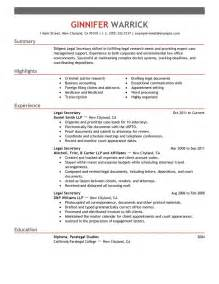 resume cv cover letter sle administrative assistant