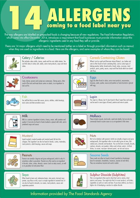 Printable Allergy Poster | image gallery allergy poster