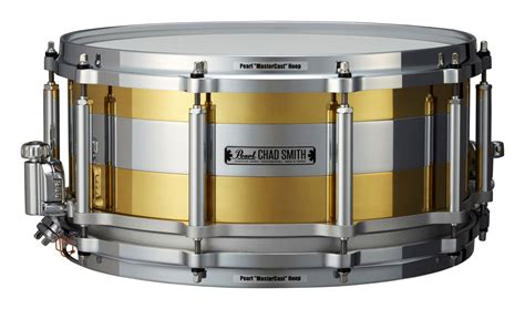 Snare Drum Pearl Signature Series Chad Smith two new chad smith signature snare drums pearl drums