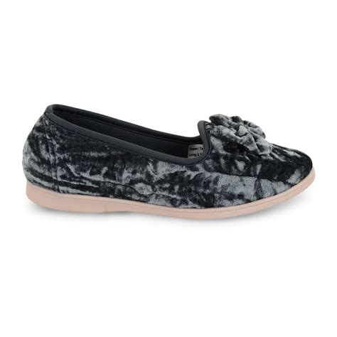 womens comfort rubber sole slip on mules winter