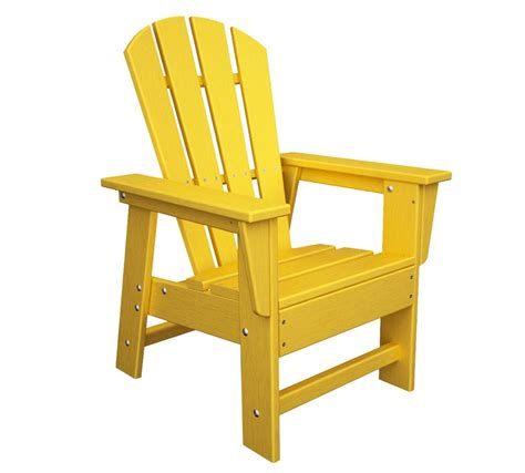 yellow adirondack chair home depot resin adirondack chairs colors home design ideas