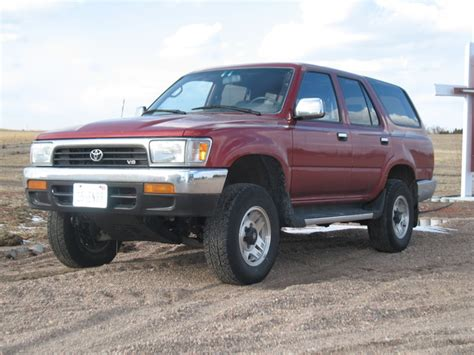 best car repair manuals 1997 toyota t100 user handbook 1994 toyota 4runner overview cargurus